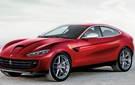 Sewa Ferrari Sedang Menyiapkan SUV Terlaris?