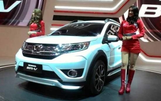 Sewa Ini Total Penjualan Mobil Honda April 2016, BR-V Terlaris