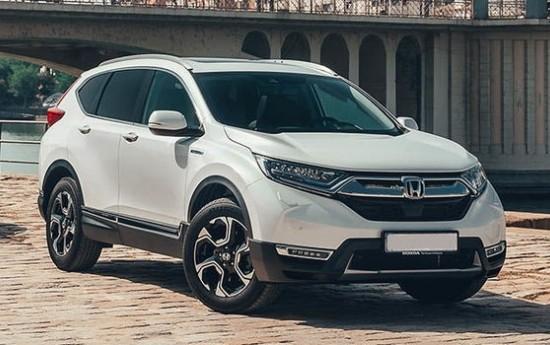 Sewa Honda CR-V Kantongi Bintang Lima untuk Standar Keselamatan ASEAN
