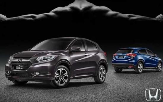 Sewa Setelah Civic, Honda Siap Pasarkan HR-V dan Jazz Bermesin Turbo