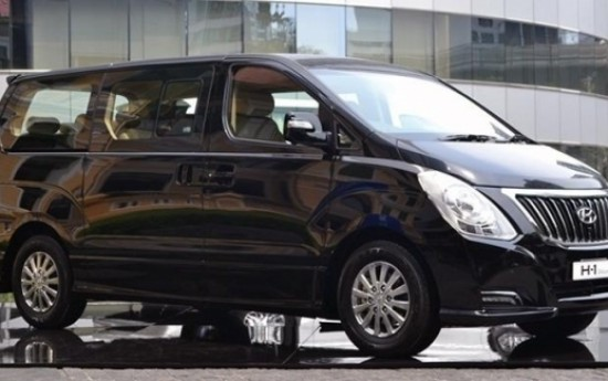 Sewa New Hyundai H1, Belum Launching Sudah Jalan-Jalan
