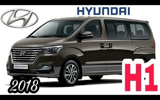 Sewa Sambut 2018 Hyundai H1 (Grand Starex) Disegarkan
