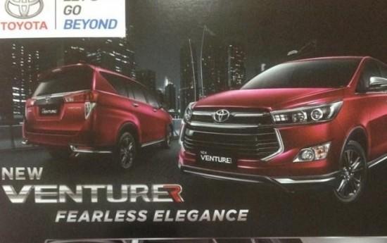 Sewa Toyota Sebut Banderol Innova Venturer Tidak Lebih dari Rp 500jt
