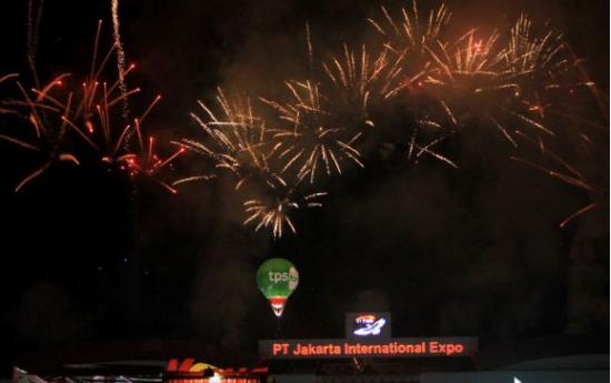 Sewa Menteri dan Gubernur DKI Buka Jakarta Fair Kemayoran 2016