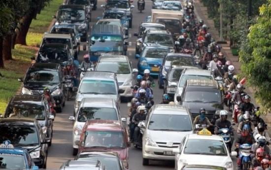 Sewa Uji Coba Sistem Ganjil-Genap di Jakarta  Mulai 20 Juli 2016