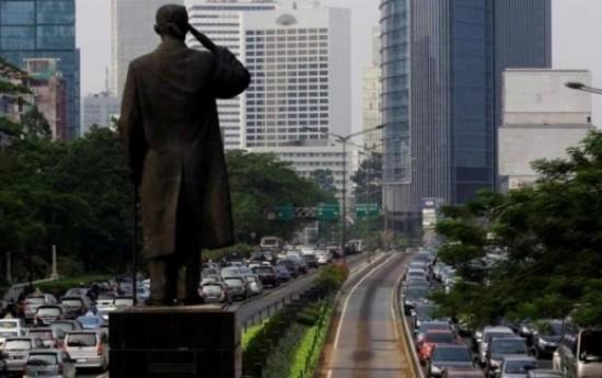 Sewa Indonesia merupakan Negara Termacet Kedua Dunia