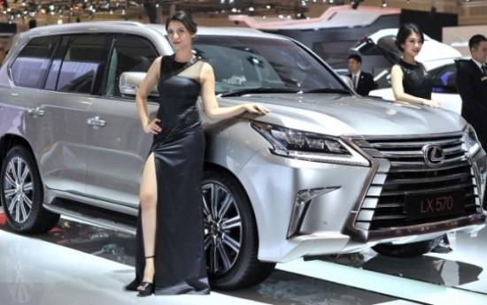 Sewa GIIAS 2016: Lexus Mengharap Dampak Tax Amnesty