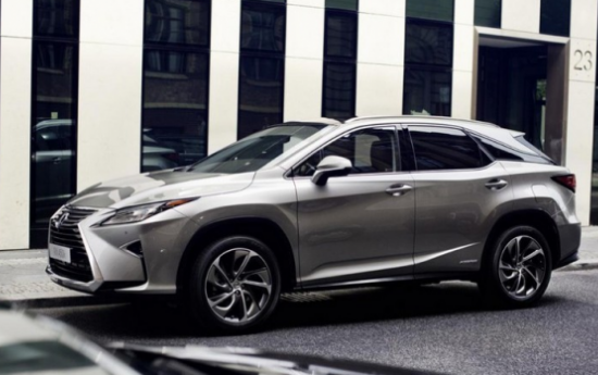 Sewa Lexus RX Bakal Jadi SUV 7 Penumpang?