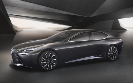 Sewa Lexus Siap Luncurkan Mobil Bahan Bakar Hidrogen di 2020
