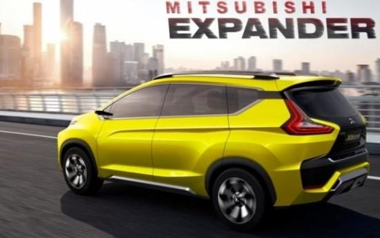 Sewa Mitsubishi Expander, Nama Versi Produksi XM Concept akan Bikin Wow!