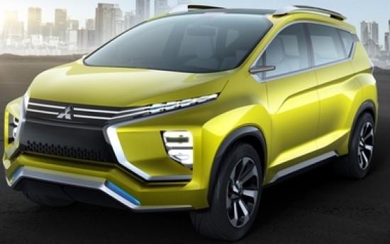 Sewa  Mobil Baru Mitsubishi Jadi 'Adik Pajero' Pesaing BR-V?