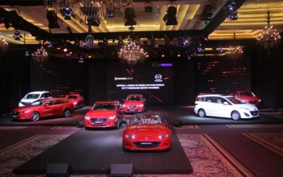 Sewa Mazda Rilis Lima Model Baru, Berapa Harganya?