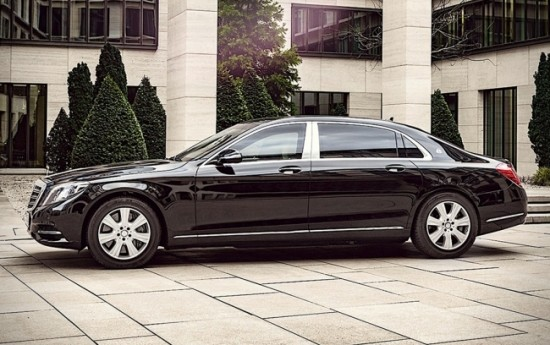 Sewa Inden Mercedes Raja Salman Bisa Sampai Setahun