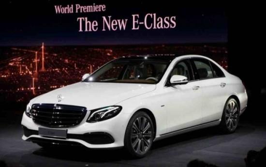 Sewa Mercedes-Benz E-Class Sabet Gelar Armada Terbaik