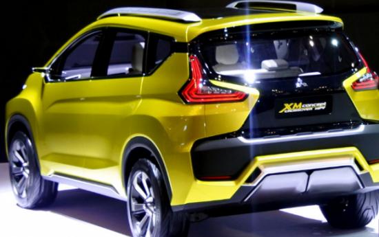 Sewa Mitsubishi XM Concept Hadir di Mall Central Park