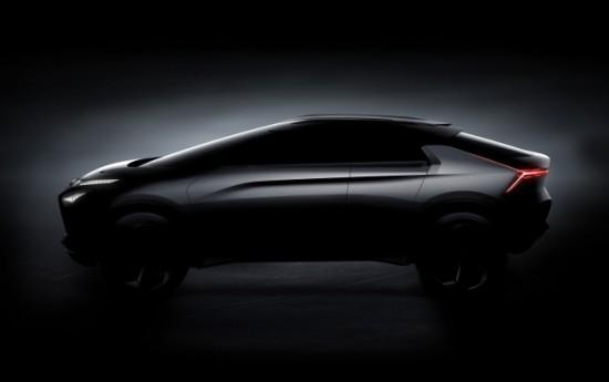 Sewa Mitsubishi Akan Pamerkan Mobil Konsep e-Volution