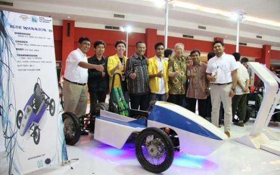 Sewa Mampir Yuk, Ke Booth IIMS Electric Car Show Karya Anak Bangsa