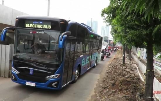 Sewa Moeldoko: Bus Listrik MAB Banjir Pesanan