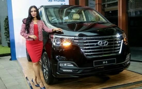 Sewa Hyundai Perkenalkan H-1 Baru dengan Banyak Perubahan