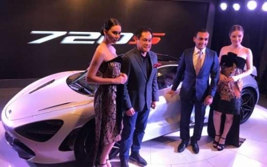 Sewa McLaren 720S akhirnya diluncurkan di Indonesia