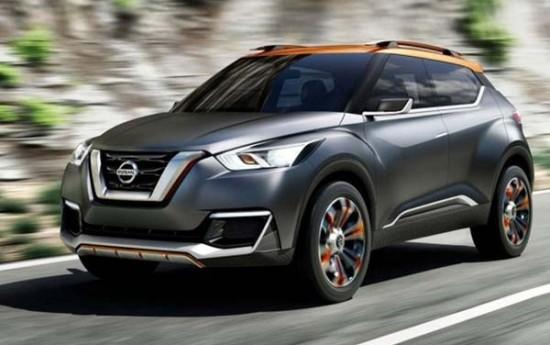 Sewa Nissan Juke Baru Siap Masuk Pasar Tahun 2017