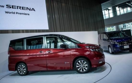 Sewa Nissan Serena Terbaru Belum Bisa Masuk Indonesia Tahun Ini