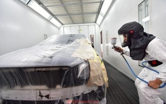 Sewa Mercedes-Benz Resmikan Fasilitas Untuk Kendaraan Pasca Kecelakaan