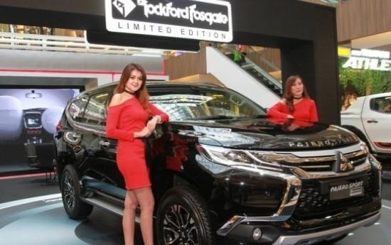 Sewa Mitsubishi Pajero Sport Rockford Fosgate diterima pasar dengan sangat baik