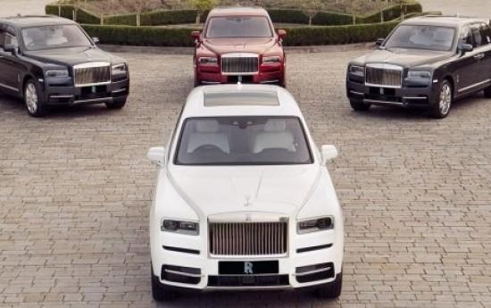 Sewa Rolls-Royce Cullinan Akhirnya Sampai ke Pemiliknya