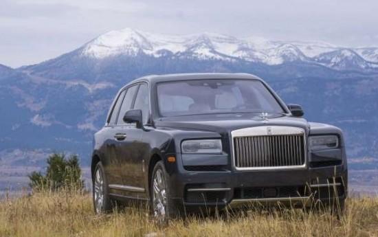 Sewa Rolls-Royce Cullinan Dinilai Punya Tampilan Sangat Buruk
