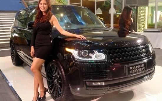 Sewa Mesin Baru, Harga Range Rover Autobiography LWB Jadi Rp 4,3 Miliar