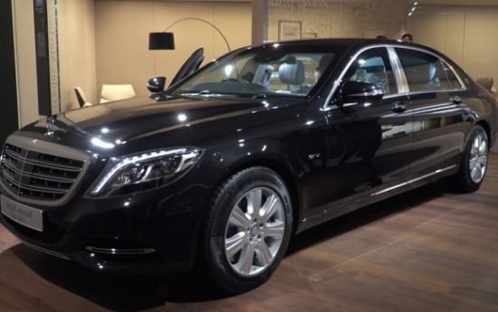 Sewa Mercedes Benz Siap Rilis Mobil Kepresidenan Pullman 2018, Harganya Rp8 Miliar Lebih