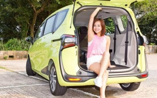 Sewa Setelah Sienta, Toyota Siapkan Mobil 'Pintu Geser' Lain?
