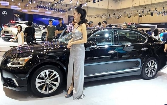 Sewa 33 Mobil Baru Tampil di Pameran Otomotif GIIAS 2016