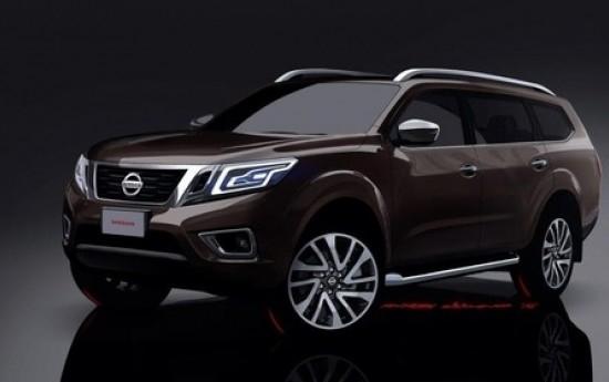 Sewa Beginikah Tampilan SUV Nissan Pesaing Fortuner dan Pajero Sport?