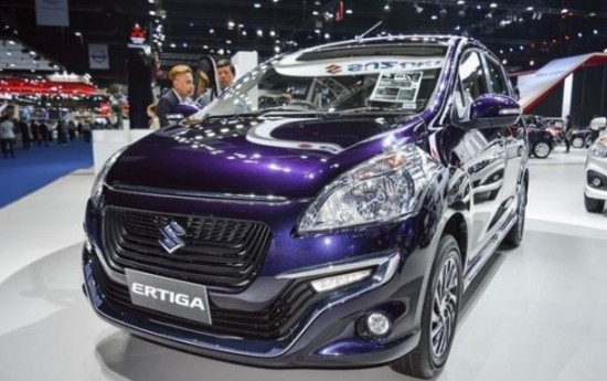 Sewa Suzuki Ertiga Dreza Indonesia Nongol Di BIMS 2016