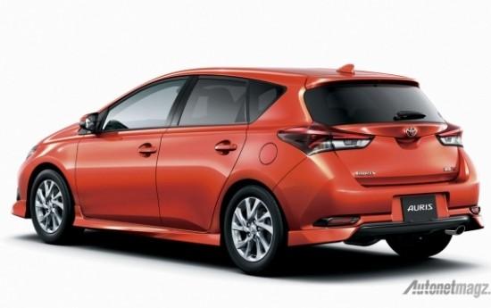 Sewa Toyota Yaris Facelift Wara-Wiri di Thailand, Lampunya Baru!