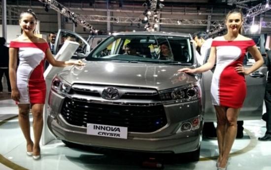 Sewa Reputasi Naik, Toyota Siap Perbarui Innova