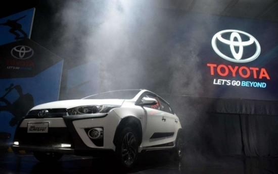 Sewa Perjalanan Toyota Yaris di Indonesia