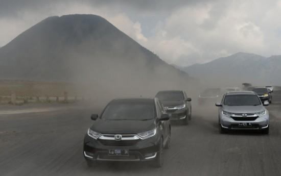 Sewa Besarnya Peminat Honda CR-V 1.5L TURBO