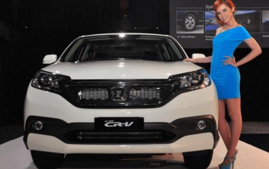 Sewa Toyota Tak Pedulikan CR-V Terbaru