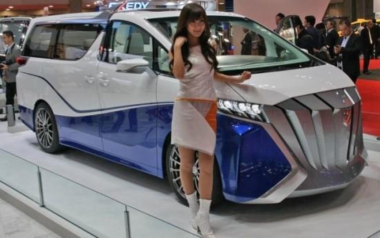Sewa Ini Pendapat Toyota Soal Pembatasan Impor 3.000 cc