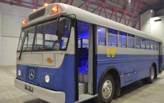 Sewa Indonesia Classic N Unique Bus 2019 Tampilkan Angkutan Umum Lawas