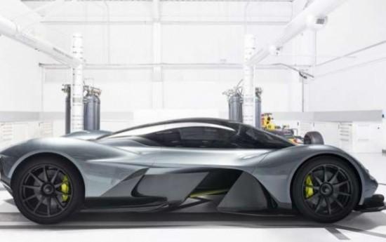 Sewa Terungkap! Spesifikasi Hypercar Aston Martin Sekencang Mobil F1