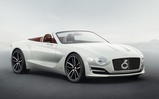 Sewa Bentley Ingin Ciptakan Sportcar Dua Pintu Pesaing Ferrari dan Lamborghini