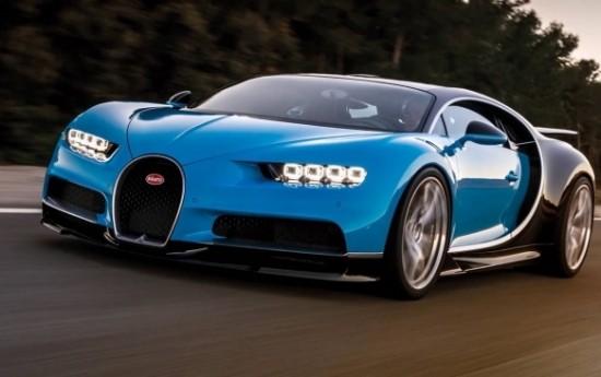 Sewa Super Boros, Konsumsi Bensin Bugatti Chiron 4 Km per Liter