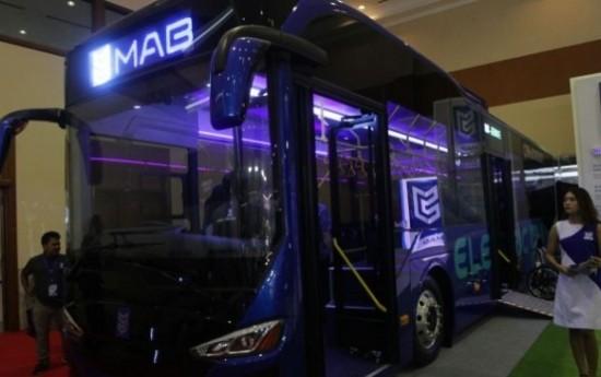 Sewa Bus Listrik Anak Bangsa Diproduksi Pertengahan Tahun Ini