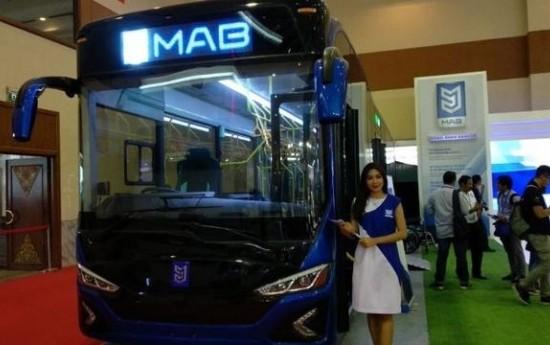 Sewa Bus Listrik untuk Jakarta, PT MAB Siap Penuhi Harapan Jokowi