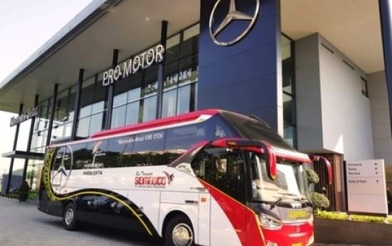 Sewa 3 Perusahaan Rental Bus Murah Terpercaya di Jakarta