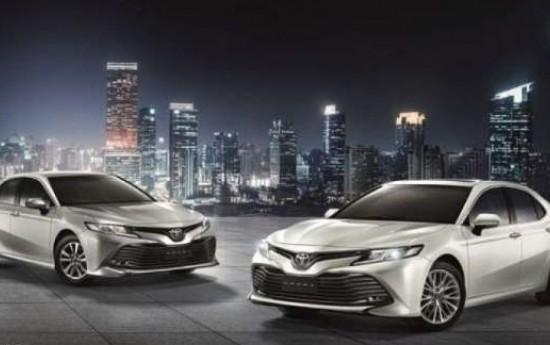 Sewa Toyota Camry 2018 Resmi Dirilis di Thailand, Tanda-tanda Akan ke Indonesia?